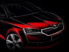 Así será el próximo Škoda Fabia