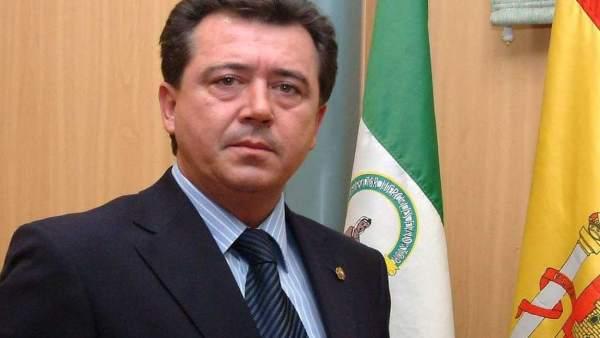 El alcalde de Linares, Juan Fernández.