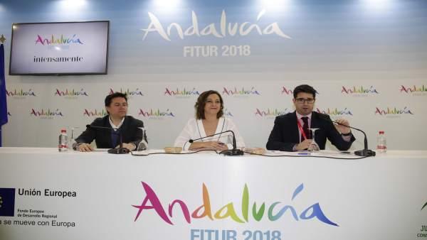 Córdoba presenta en Fitur la oferta turística en torno a las cuatro estaciones
