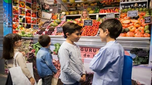 Más Fotos Nota Campaña Qsdh Mercado Del Carmen