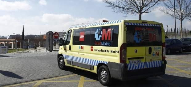 Ambulancia, ambulancias del SUMMA 112