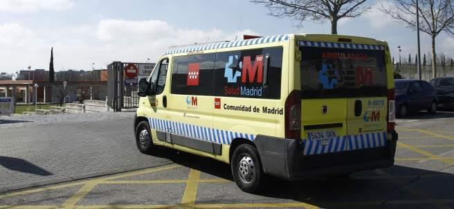 Ambulancia del SUMMA 112.c2c3