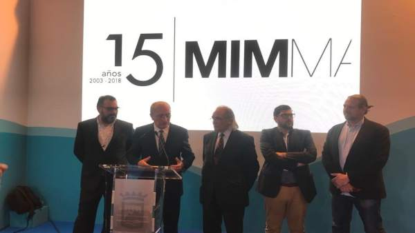 Mimma museo interactivo música málaga 15 años fitur madrid actividades