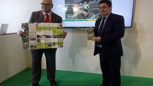 Presentación en Fitur 2018 del programa 'Turismo, aventura y deporte'.
