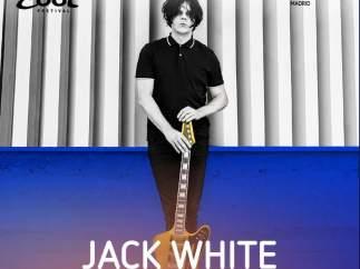 Jack White Mad Cool Festival 2018