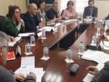 El Gobierno de Aragón celebra una reunion sobre el ICA
