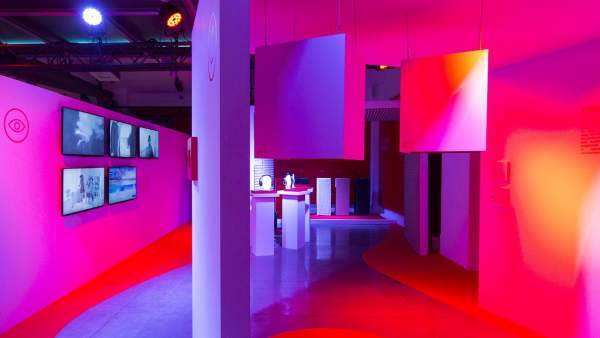 Exposición 'Siente el color', Coca-Cola
