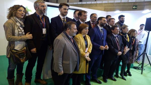 La Diputación de Granada, en Fitur