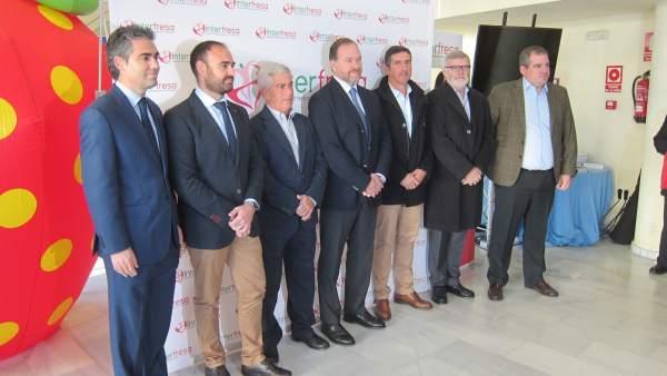 II jornadas estratégicas de Interfresa en Huelva.