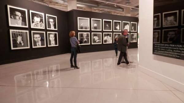 Exposición en el MEIAC de Badajoz