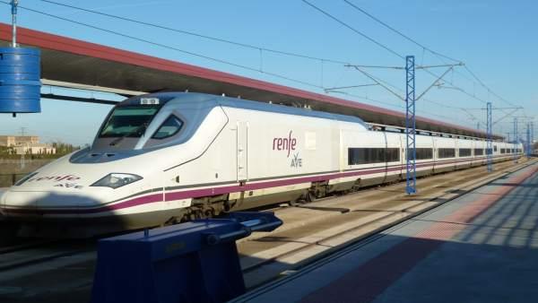 Estacion AVE de Toledo