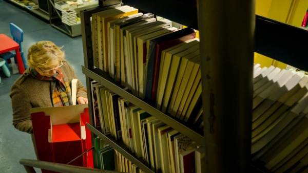 L'índex de lectura a la Comunitat Valenciana arriba al 61,2% i puja més de 4 punts en l'últim lustre