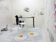 Pintar hasta desfallecer, la obra de Olga Diego