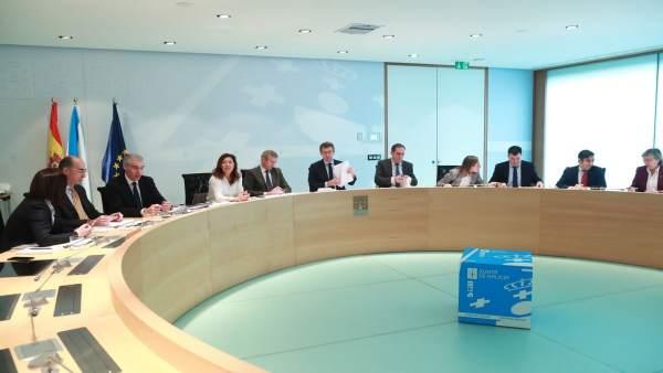 Industria 4.0.- Galicia Innova movilizará 1.775 millones hasta 2020 y aspira a elevar un 10% los empleos de I+D+i