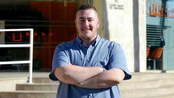 Un regidor de Paiporta, primer home 'trans' amb responsabilitat de govern a la Comunitat Valenciana