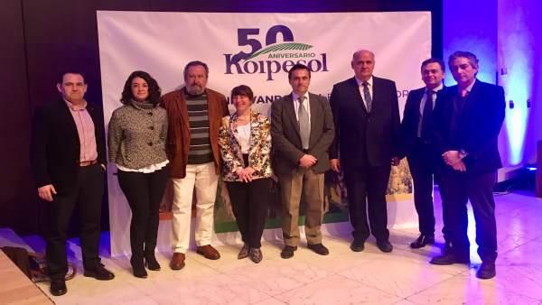 Koipesol celebra su 50 aniversario