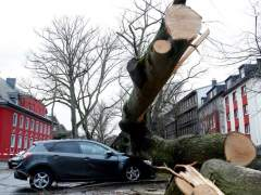 Al menos seis muertos por el temporal que barre Alemania, Bélgica y Holanda