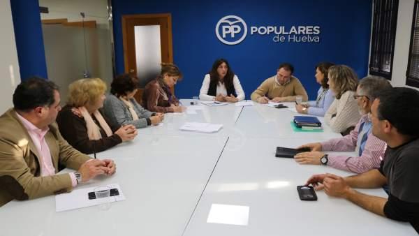 Nota Pp Huelva Loles López Museo Arqueológico