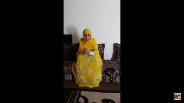 Fotograma del vídeo de Maloma en youtube