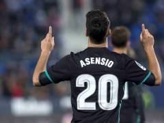 Un gol de Asensio en el último minuto alivia la crisis del Real Madrid