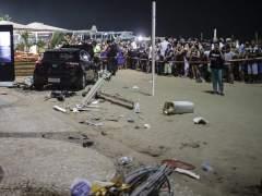 Un bebé muerto y una docena de heridos en un atropello masivo en Copacabana