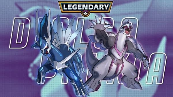 Pokémons legendarios