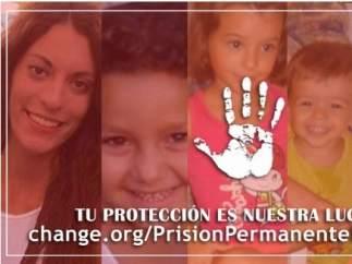 La familia de Diana Quer y otras cuatro más se alían para mantener la prisión permanente