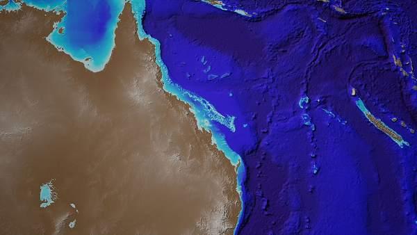 Gran Arrecife de Coral