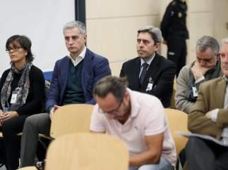 Ricardo Costa, Vicente Rambla y 'El Bigotes'