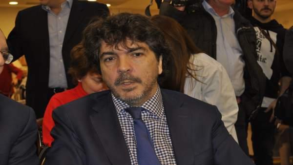 El secretario de Estado de Servicios Sociales e Igualdad, Mario Garcés.