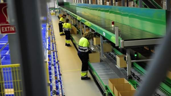 Aragón bate en once meses su récord anual de exportaciones.