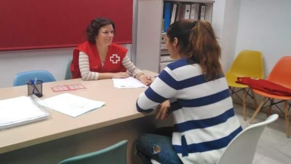 Cruz Roja Málaga Atención A Personas Refugiadas