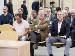 Críticas a TVE por relegar la Gürtel en el Telediario