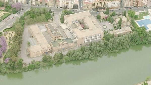 Antigua fábrica de tabacos de Altadis