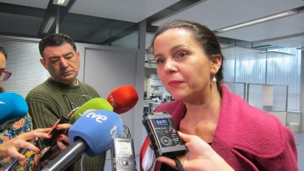 Directora general de Función Pública, María del Carmen Vicente