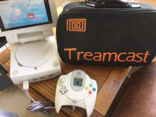 Treamcast, la copia de la Dreamcast
