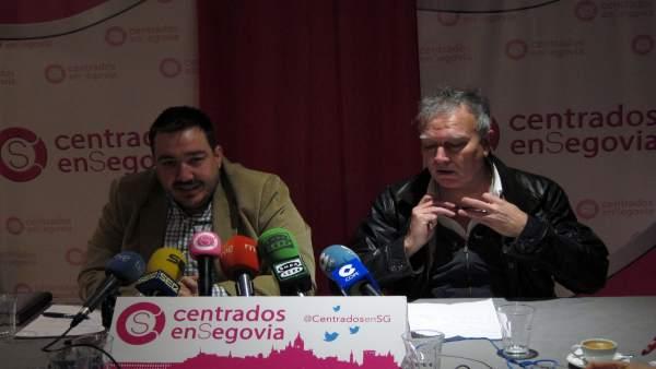 Reacción de Centrados en Segovia.