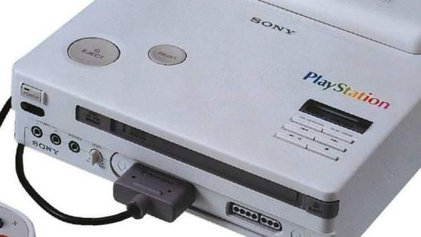 La Playstation iba a ser una Nintendo