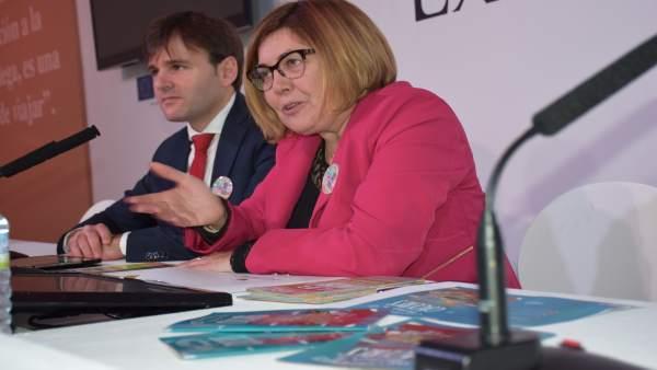 Más Fotos De La Presentación De La Imagen Promocional Diputación De Cáceres