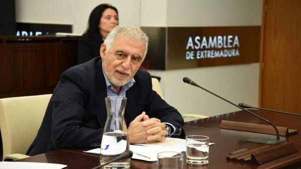 Rafael Rodríguez de la Cruz en comisión