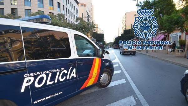 Nota De Prensa: La Policía Nacional Detiene A Un Individuo Por El Atraco A Una P