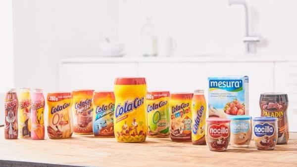 Productos de la marca