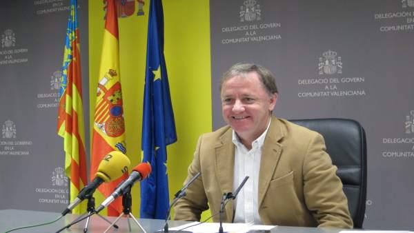 """Moragues critica Compromís per plantar a Rajoy: """"Les bones notícies per a la Comunitat els senten malament"""""""