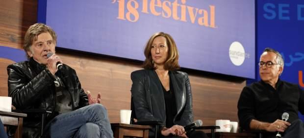 Robert Redford Sundance Film Festival cine