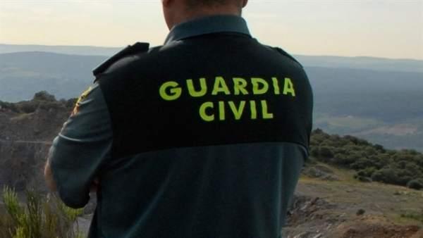 Agente de la Guardia Civil