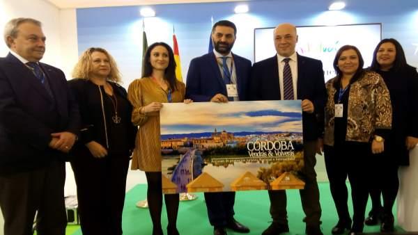 Córdoba presenta en Fitur la campaña 'Vendrás y volverás'