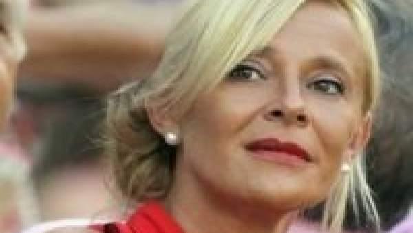 Marivi Romero  parlamentaria andaluza del PP por Málaga sustituye a Garrido