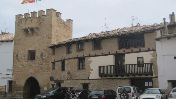Rubielos de Mora.
