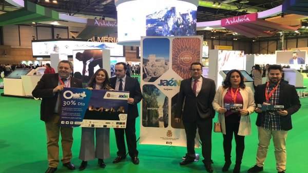 Presentación de 'Jaén llave en mano 2018'