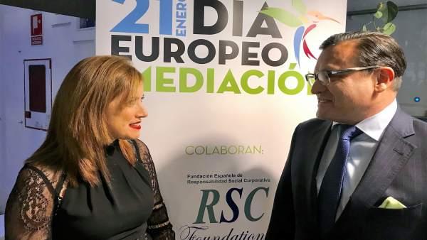 San José recibe el Premio deMediación Intrajudicial